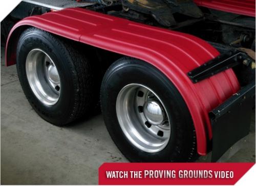 Minimizer Poly Fenders : Minimizer fenders the brute tandem