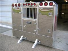 Semi Truck Cabinet With Legs And Feet 304 Stainless