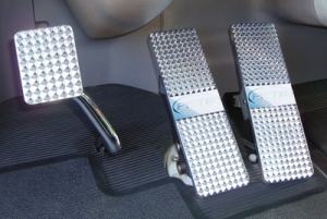 Chevy Semi Truck >> Precision machined Semi Truck Billet pedals with deep ...