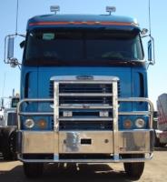 Ali Arc Semi Truck Bumper for Freightliner Semi Trucks