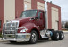 KENWORTH T680 Bumper. Heavy Duty Semi Truck Bumper from ALI ARC. 2 Post Deer Protection Semi Truck Bumper.