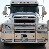 Ali Arc Semi Truck Bumper for Freightliner Semi Trucks  Heavy Duty