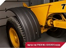MINIMIZER Fenders.  Road Grader Construction Fenders.  MINIMIZER PCG1000C Construction Fenders.  Heavy Duty Semi Truck Fenders. In Stock and Ready To Ship FAST.