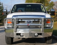 Ali Arc Pick Up Truck Bumpers for Ford Pick Up Trucks