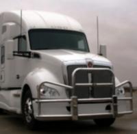 Ali Arc Semi Truck Bumper for Kenworth Semi Trucks  Heavy