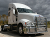 KENWORTH T700 Bumper. Heavy Duty Semi Truck Bumper from ALI ARC. 2 Post Deer Protection Semi Truck Bumper.