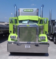 Peterbilt Bumpers by Southern Stamping  Lifetime Chrome