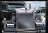 SEMI TRUCK GRILLE KENWORTH W900L LOUVERED