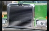 "SEMI TRUCK GRILLE LOVERED HORIZONTAL WESTERN STAR 4900EX  42 X 33 X 3/32"" ( 1995 TO CURRENT )"