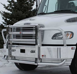 FREIGHTLINER M2 106 Bumper. Non Raised Cab. Heavy Duty ...